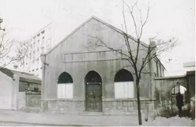 青岛城市记忆:嘉禾路上的四方神召会礼拜堂