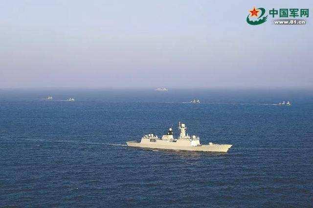 新华社:青岛市全力配合多国海军活动记事