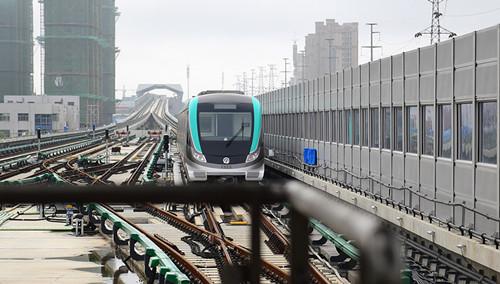 好消息!青岛地铁13号线即将开通试运营!