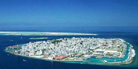 """马尔代夫的首都 用""""袖珍""""来形容这个印度洋上的小城市"""