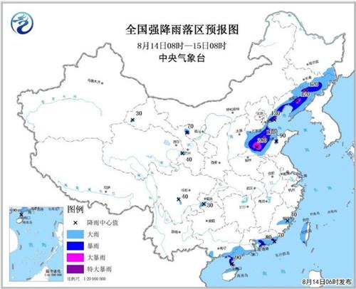 未来三天 青岛仍为大风伴随阵雨天气 最高34℃