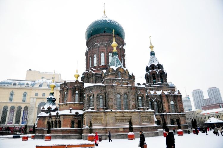 这个冬天 你去哈尔滨了吗
