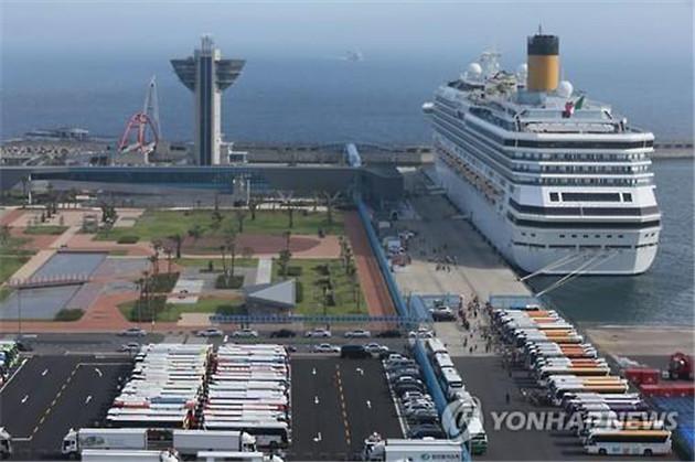 中国富了以后 邮轮乘客5年增长9倍
