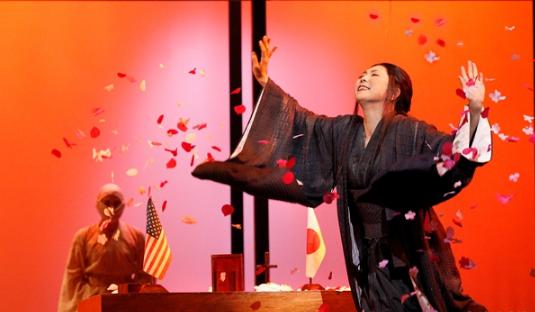经典歌剧《蝴蝶夫人》即将在青岛大剧院上演 感受经典的魅力