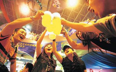 第27届青岛国际啤酒节即将在西海岸新区金沙滩啤酒城举办