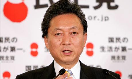 日本前首相鸠山由纪夫为重庆大轰炸致歉