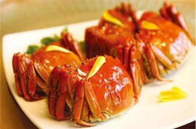 吃螃蟹也是一种学问这四个部位不能吃