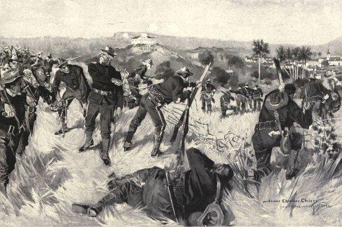 游金地百科:1898年美西战争