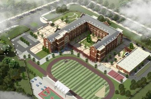 青岛西海岸七个教育项目集中开工 预计2018年全部完工并投入使用