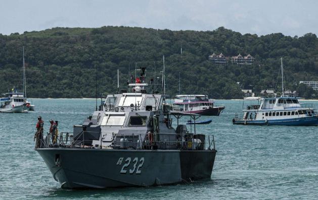 泰国官方确认:普吉游船倾覆事故中41名中国公民遇难6人失联