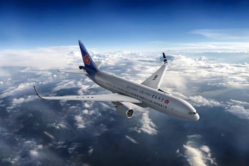 青岛航空  9月1日可直飞黄山湛江每周5班