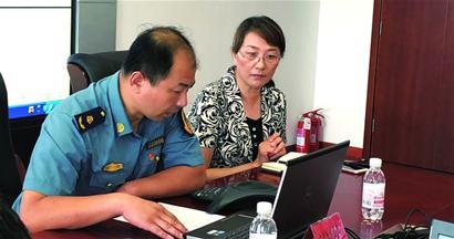 市政务服务热线昨日组织涉旅维权专题局长接话活动