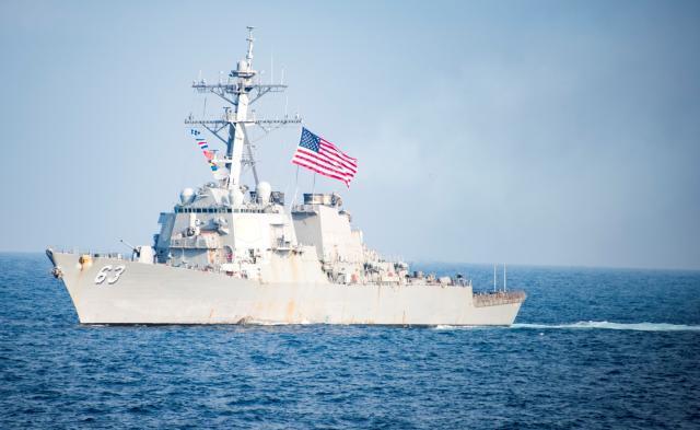 拒美军舰访港后 中国再拒美军驱逐舰对青岛访问的请求