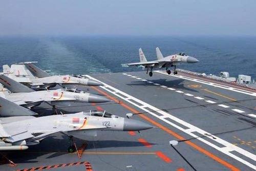 国产航母进行第三次海试  军事专家称或开展舰载机舰上调度
