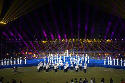 """2018""""哥德杯中国""""世界青少年足球赛在青岛市城阳区盛大开幕"""