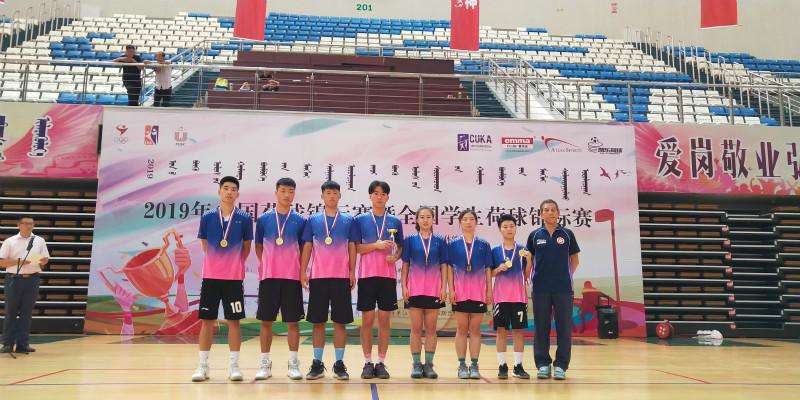 青岛黄海学院荷球队实现大学生荷球锦标赛三连冠