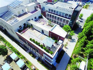 """珠江路小学建设项目创新规划:打造""""屋顶花园""""  建设生态校园"""