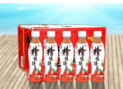 楂吸得乐山楂果汁果肉饮料:鲜果好营养 美味不可挡