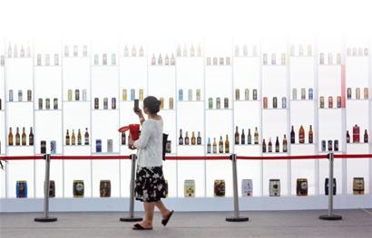 啤酒城空中体验项目让游客大呼过瘾