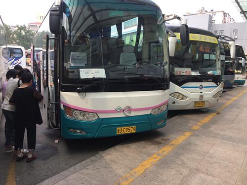 长途站启动应急预案增30余个济青线路班次
