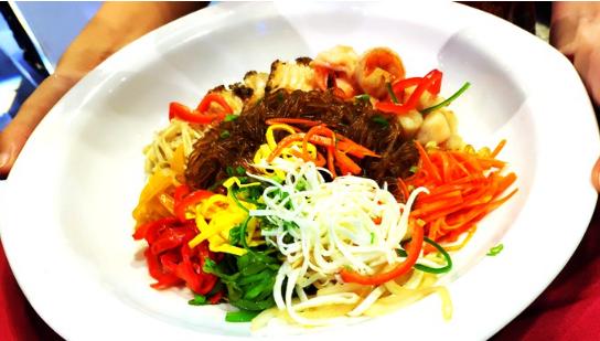 2018中日韩泰海鲜烹饪国际大赛隆重举行 四国厨师大秀厨艺