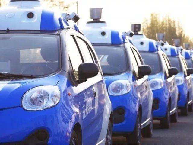 首汽约车月底上线测试自动驾驶网约车