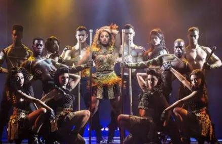 音乐剧《保镖》将于9月在青岛大剧院歌剧厅连演八场