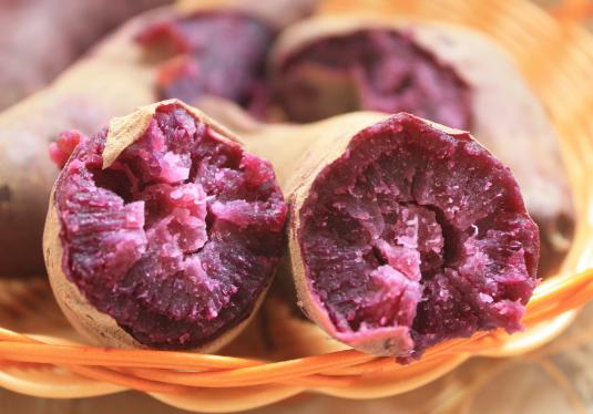 禧福集团地方特色农产品之平度紫薯——非转基因 原生态更健康
