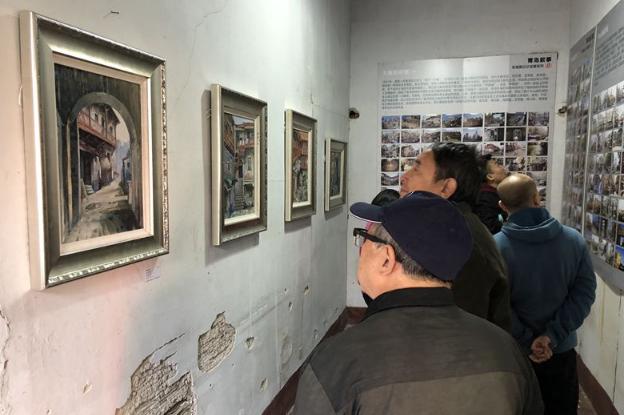 青岛叙事·里院致敬综合艺术展启幕 聚焦青岛本土艺术创作现状