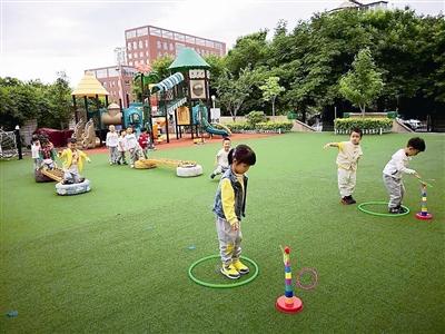 青岛普惠性幼儿园和公办园明年将达九成