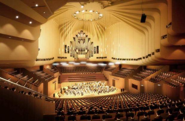 青岛大剧院即将重装上阵 上演经典话剧和交响音乐会
