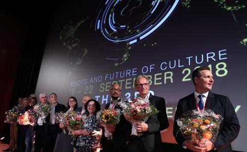 第三届金树国际纪录片节日前在法兰克福正式开幕