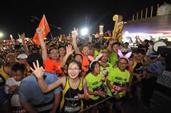 西海岸夜间国际马拉松本周六炫酷开跑