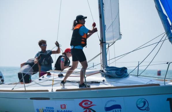 青岛国际名校帆船赛落幕 剑桥大学以明显优势成功获得冠军