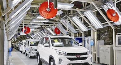 2018年青岛汽车产量首破百万 新能源汽车9.2万辆