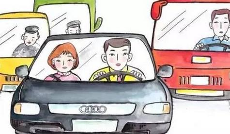 老司机教你八个驾驶窍门 预防车祸发生
