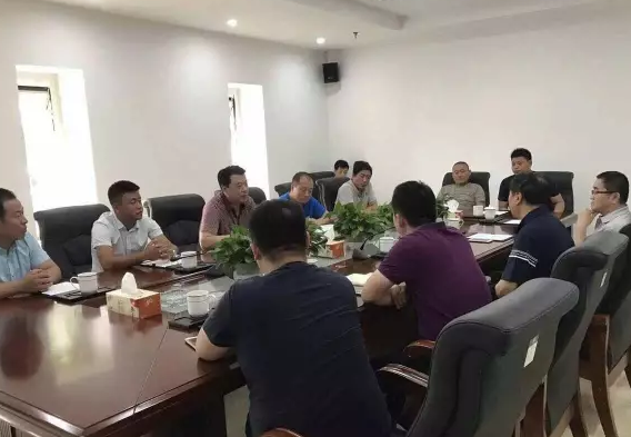 青岛市淄博商会积极参与家乡招商引资活动