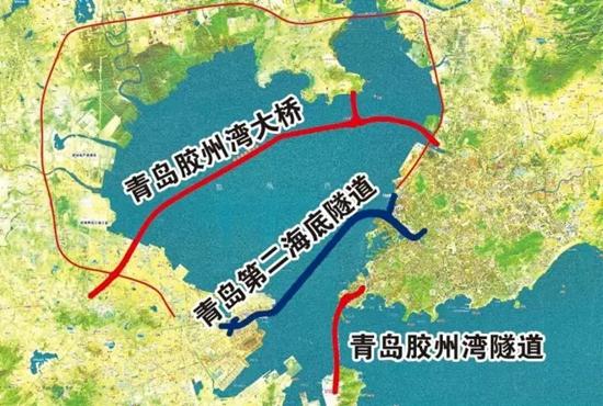 青岛第二条海底隧道进展:可行性研究基本完成