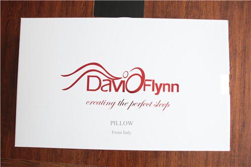 戴维•弗林凝胶枕:提升睡眠体验,抓住睡眠的黄金8小时