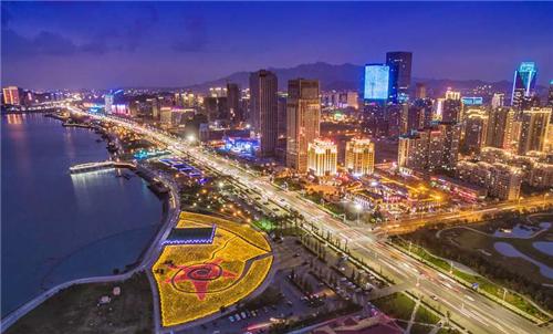 青岛西海岸新区四年发展:改革创新为城市建设注入新活力