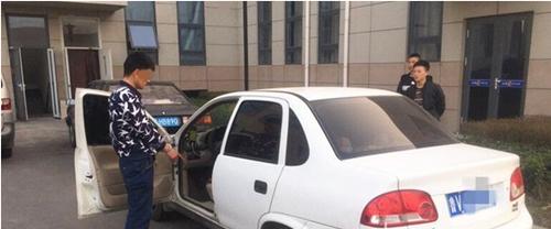 男子冒充银行客服发送诈骗短信  被平度市警方布控抓获