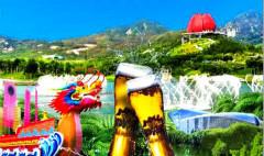 啤酒节世博园会场市民持本市身份证可购半价酒券
