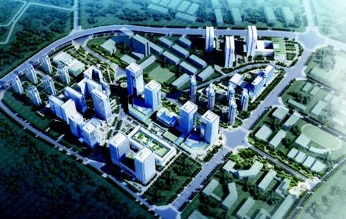 市北区大健康产业园日前发布发展蓝图  计划2021年核心区将投入使用