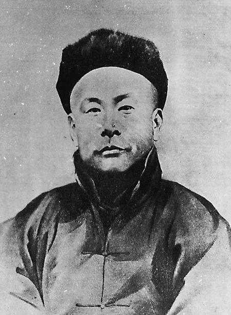 游金地百科:迷踪拳第七代传人霍元甲