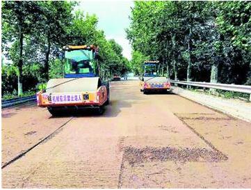 交通环境大改善!青西新区6条国省道年底换新颜