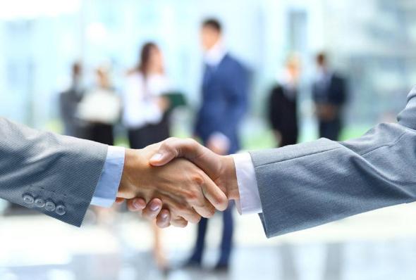 热烈庆祝游金地与青岛星烁传媒有限公司达成战略合作伙伴关系!