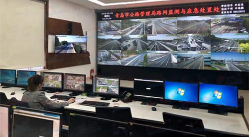 """青岛交通进入""""智慧公路""""时代:普通国省干线将实现全方位全天候监控"""