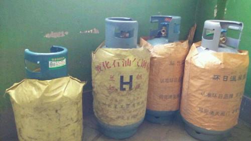 即墨区日前开展废旧气瓶回收置换报废处理专项行动  每只最高补助45元