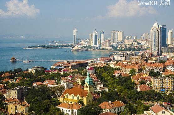 进出口规模破5000亿 官方解读:青岛对外经济70年