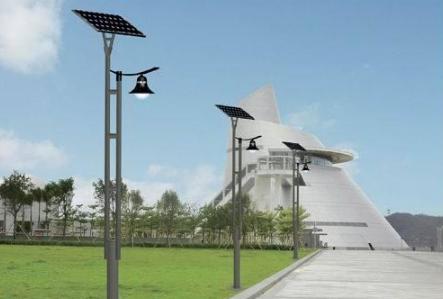青岛祥瑞庆金属为您解答太阳能LED庭院灯选购的四大攻略